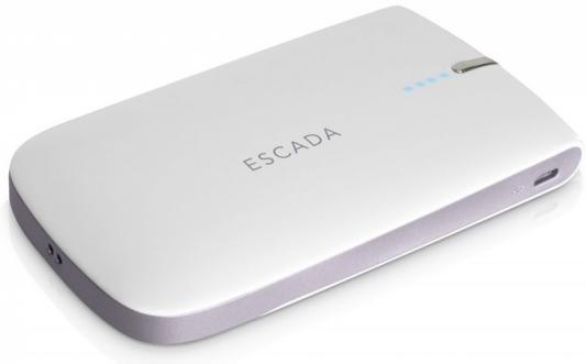 Портативное зарядное устройство Escada ES-PB5001 5000mAh белый