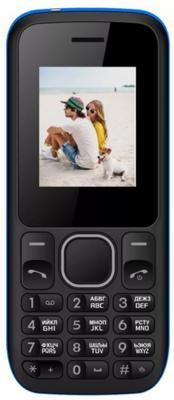 Мобильный телефон Irbis SF02 черный синий мобильный телефон noain 5310