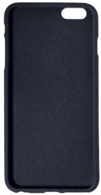 Чехол Perfeo для Apple iPhone 6/6S Plus TPU прозрачно-черный PF_5251 чехол perfeo для apple iphone 6 6s tpu красный pf 5269