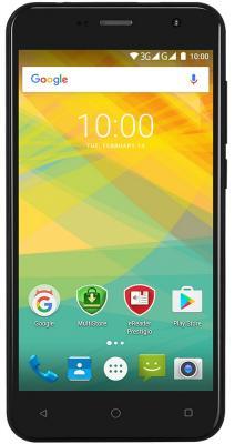 Смартфон Prestigio Muze B7 черный 5 16 Гб Wi-Fi GPS 3G PSP7511DUOBLACK планшет prestigio muze 3708 3g pmt3708