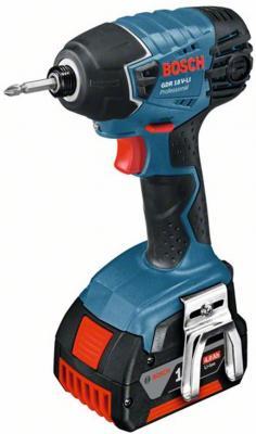 Аккумуляторный шуруповерт Bosch GDR 18 V-LI 06019A130L