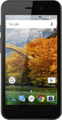 Смартфон Fly FS459 Nimbus 16 черный 4.5 8 Гб LTE Wi-Fi GPS 3G fly ff281