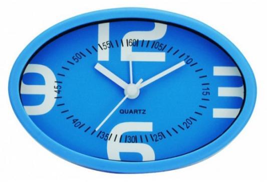 Будильник Вега Пробуждение гарантировано 7706 синий кронштейн kromax vega 50 белый