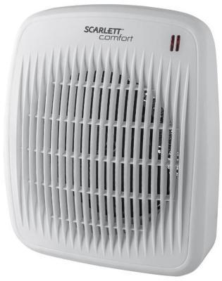 Термовентилятор Scarlett SC-FH53016 2000 Вт ручка для переноски вентилятор термостат белый вентилятор scarlett sc sf111rc06