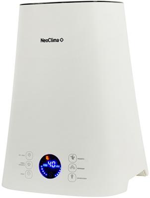 Увлажнитель воздуха NEOCLIMA NHL-500-VS белый увлажнитель воздуха ультразвуковой neoclima nhl 500 vs белый объём 5 л
