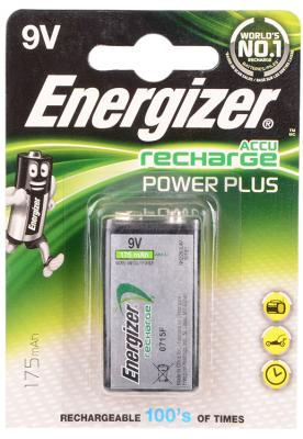 Аккумулятор Energizer Power Plus 175 mAh HR22 1 шт E300320800 635584 аккумуляторы energizer power plus 2500 mah d 2 шт e300322000 635675