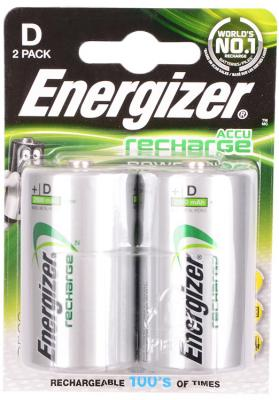 Аккумуляторы Energizer Power Plus 2500 mAh D 2 шт E300322000 635675 аккумуляторы energizer power plus 2500 mah d 2 шт e300322000 635675