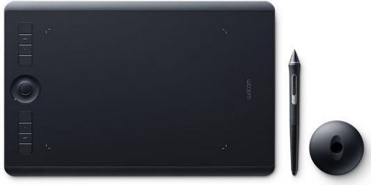 Купить со скидкой Графический планшет Wacom Intuos Pro Medium PTH-660-R + Corel Painter 2016