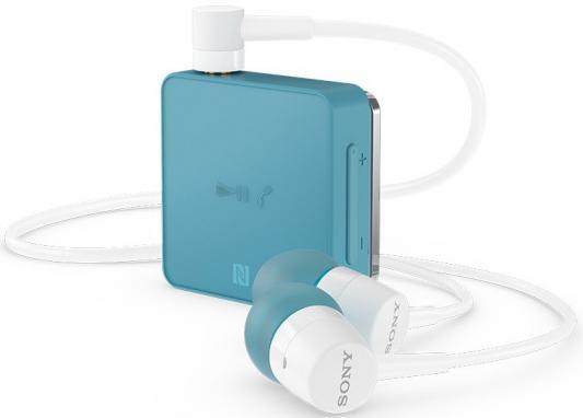 Bluetooth-гарнитура SONY SBH24 синий