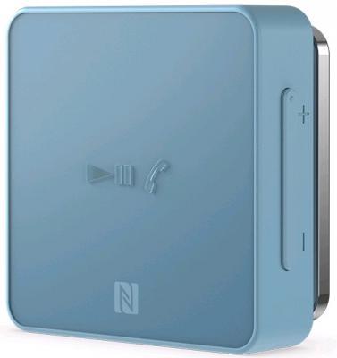 Bluetooth-гарнитура SONY SBH24 синий от 123.ru