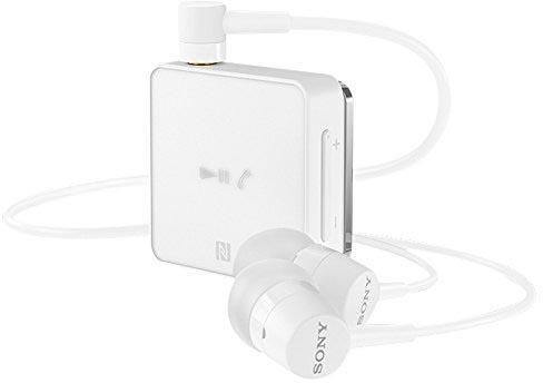 Bluetooth-гарнитура SONY SBH24 белый