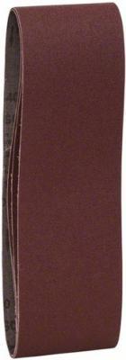 Набор шлифовальных лент Bosch 75x533мм К 100 Д 3шт 2609256219