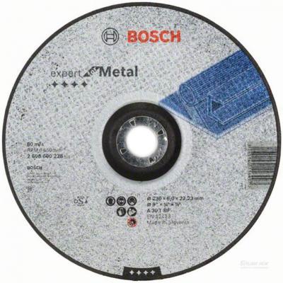 Обдирочный круг Bosch 230x6мм 2608600228