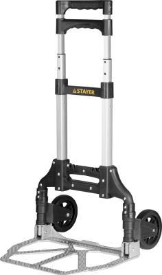 Тележка Stayer Expert хозяйственная раскладная максимальная нагрузка 70кг 38755-70