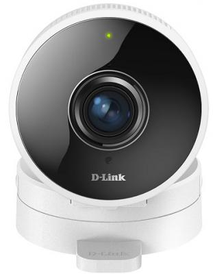 Фото - Видеокамера D-Link DCS-8100LH/A1A CMOS 1/2.7 1280 x 720 H.264 MJPEG Wi-Fi белый видеокамера ip d link dcs 6513 a1a h 264 mjpeg mpeg 4