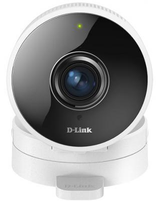 "Видеокамера D-Link DCS-8100LH/A1A CMOS 1/2.7"" 1280 x 720 H.264 MJPEG Wi-Fi белый"
