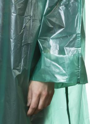 Плащ-дождевик Stayer Master полиэтилен универсальный размер зеленый 11610 от 123.ru