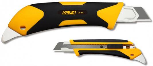 Нож Olfa Autolock двухкомпонентный корпус 18мм OL-L5-AL цены