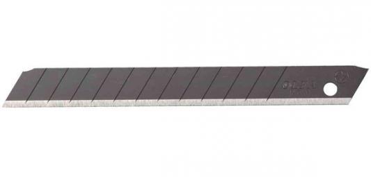 Лезвие Olfa Black Max сегментированное 9х80х0.38мм 13 сегментов 50шт OL-ABB-50B лезвие сегментированное olfa 18х100х0 5мм 8 сегментов 50шт ol lb 50b