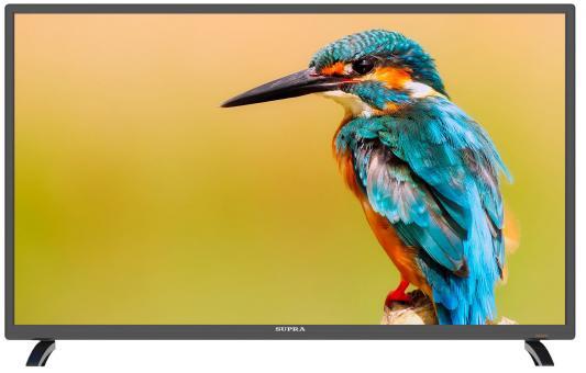 Телевизор Supra STV-LC32LT0050W черный led телевизор supra stv lc22t440fl
