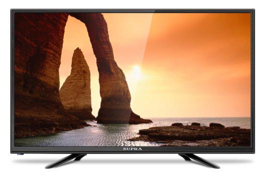 Телевизор Supra STV-LC24LT0010W черный supra stv lc40t440fl