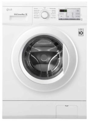Стиральная машина LG FH0H3ND0 белый стиральная машина lg fh2h3wd4