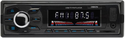 Автомагнитола Orion DHO-1900U USB MP3 FM 1DIN 4x40Вт черный