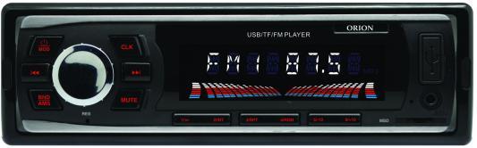 Автомагнитола Orion DHO-1930U USB MP3 FM 1DIN 4x40Вт черный