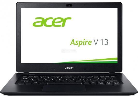 Ноутбук Acer Aspire V3-372-590J 13.3 1920x1080 Intel Core i5-6200U NX.G7BER.013 ноутбук acer aspire v3 372 70v9