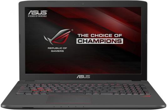 """Ноутбук ASUS GL752VW-T4535T 17.3"""" 1920x1080 Intel Core i5-6300HQ 90NB0A42-M07530 цена и фото"""