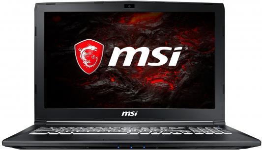 Ноутбук MSI GL62M 7RDX-2200RU (9S7-16J962-2200) msi original zh77a g43 motherboard ddr3 lga 1155 for i3 i5 i7 cpu 32gb usb3 0 sata3 h77 motherboard