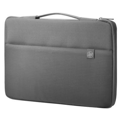 """Чехол для ноутбука 14"""" HP 1PD66AA синтетика серый"""