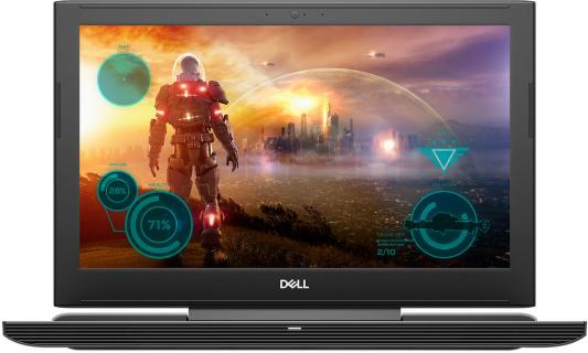 Ноутбук DELL Inspiron 7577 15.6 1920x1080 Intel Core i7-7700HQ 7577-5464 ноутбук dell inspiron 3567
