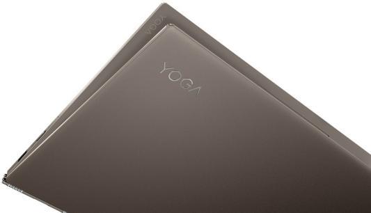 "Ноутбук Lenovo IdeaPad YOGA 920-13IKB 13.9"" 1920x1080 Intel Core i7-8550U 80Y7001RRK"