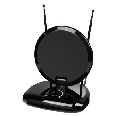 Антенна Thomson ANT1731 40дБ активная черный кабель 1.5м