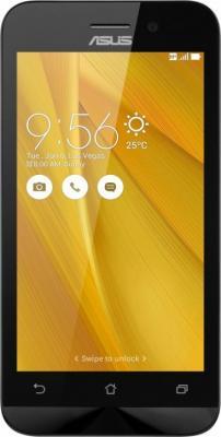 """Смартфон ASUS Zenfone Go ZB452KG золотистый 4.5"""" 8 Гб GPS 3G Wi-Fi 90AX0148-M02060"""