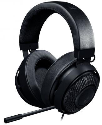 Игровая гарнитура проводная Razer Kraken Pro V2 Oval черный RZ04-02050400-R3M1 razer electra v2 rz04 02210100 r3m1