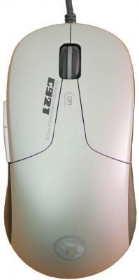 Мышь проводная Marvo G921 SL серебристый USB цена и фото