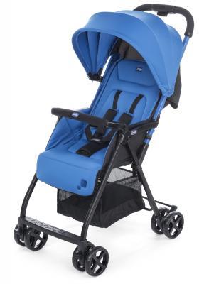 Прогулочная коляска Chicco Ohlala (power blue) прогулочная коляска chicco ohlala tropical jungle