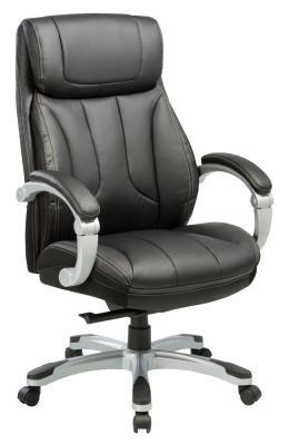 Кресло Бюрократ T-9921/BLACK черный цена