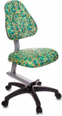 Кресло детское Бюрократ KD-8/PENCIL-GN зеленый карандаши футболка rip curl stoke merchants arty black