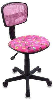 Кресло детское Бюрократ CH-299/PK/FLIPFLOP_P розовый сланцы