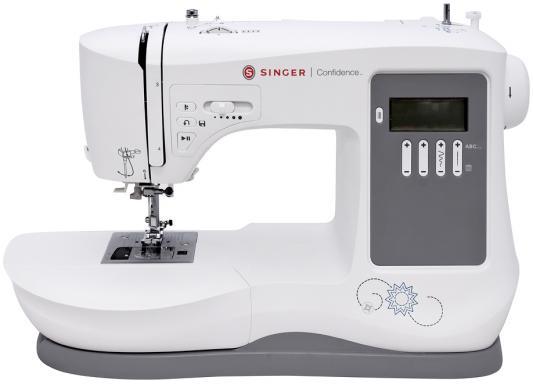 Швейная машина Singer Confidence 7640Q белый швейная машина singer confidence 7470