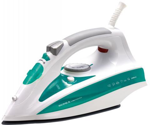 Утюг Supra IS-2406 2400Вт белый цены онлайн