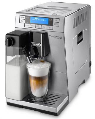 Кофеварка DeLonghi ETAM36.364.M серебристый кофемашина delonghi ecam510 55 m 1450 вт серебристый