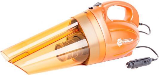 Автомобильный пылесос Агрессор AGR-140 Smerch сухая уборка оранжевый