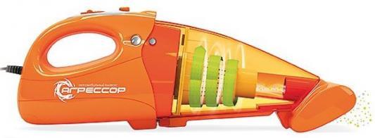 Автомобильный пылесос Агрессор AGR-100H сухая уборка оранжевый агрессор agr 100h turbo