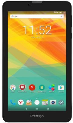 "Планшет Prestigio Grace 3157 4G 7"" 8Gb черный Wi-Fi 3G Bluetooth LTE Android PMT31574GCCIS"