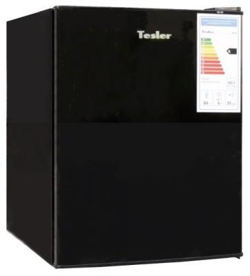 Холодильник TESLER RC-73 черный морозильник tesler rf 90 белый