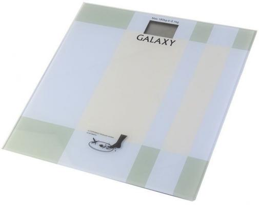 Весы напольные GALAXY GL 4801 рисунок весы galaxy gl4806